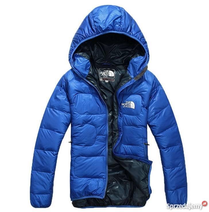 strona internetowa ze zniżką nowe style gdzie kupić the north face kurtka meska zimowa niebieska xxl wyprzedaż