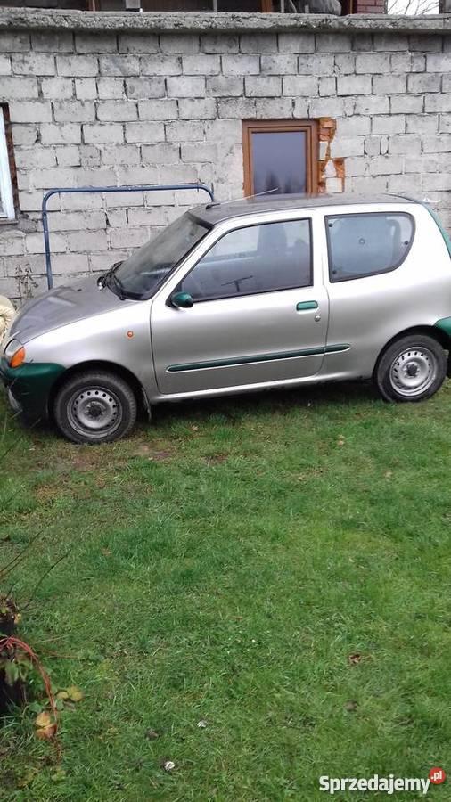 Sprzedam Fiat Seicento Bochnia sprzedam