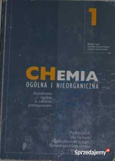 Chemia MATURA zestaw LO