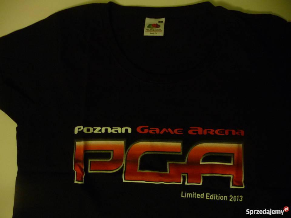 Oryginalna nowa koszulka damska PGA 2013 rozmiar Komputerowe PC