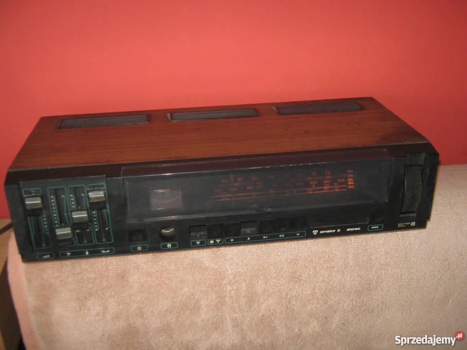 radio amator - Sprzedajemy.pl 6fe0270c57