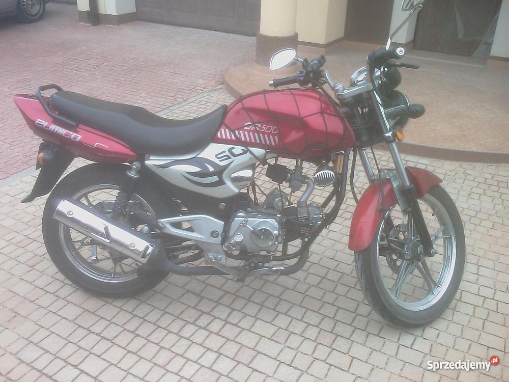 Zumico GR 500 Motorower Motoryzacja śląskie Katowice