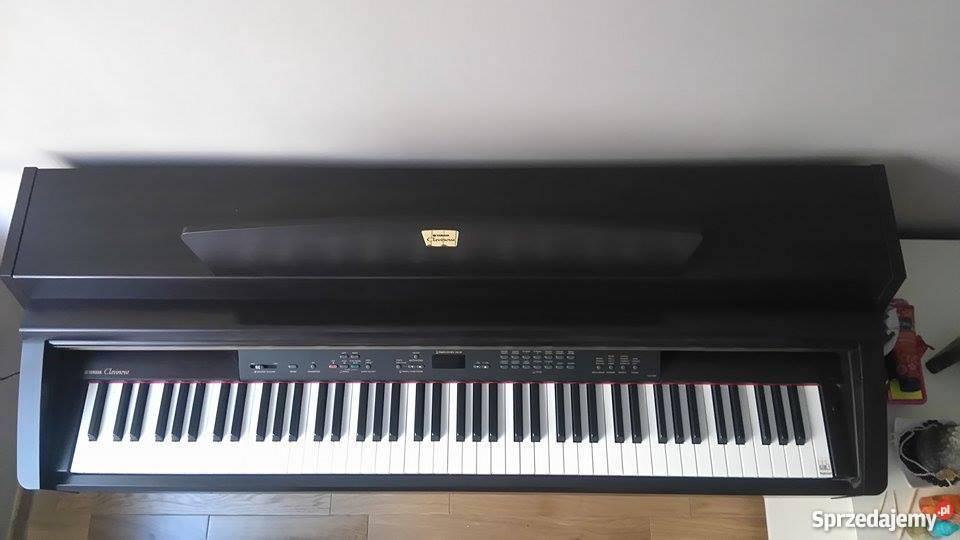 Sprzedam pianino cyfrowe yamaha clavinova clp 230 krak w for Yamaha clavinova clp 350