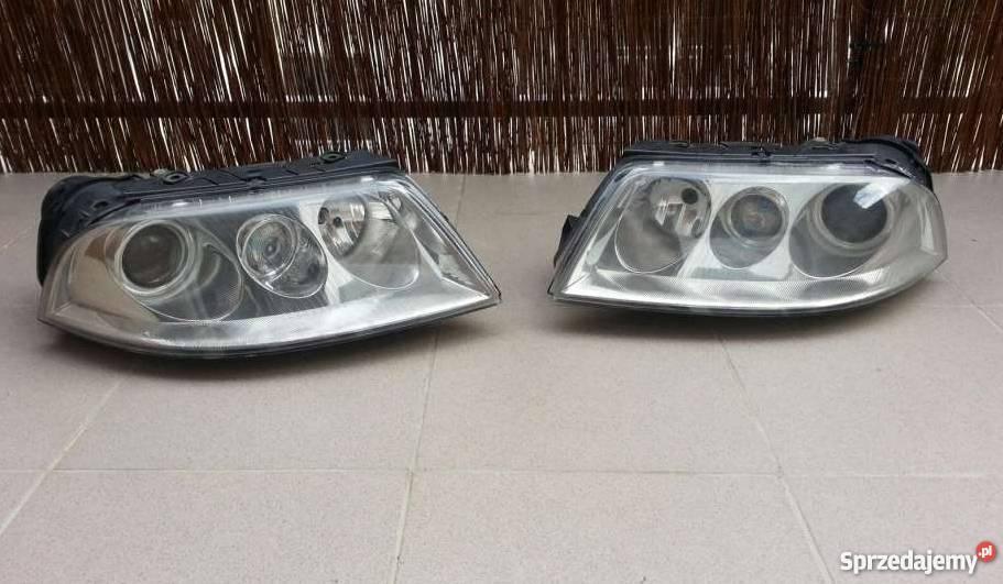 Vw Passat B5 Fl Lampy Przednie Xenony