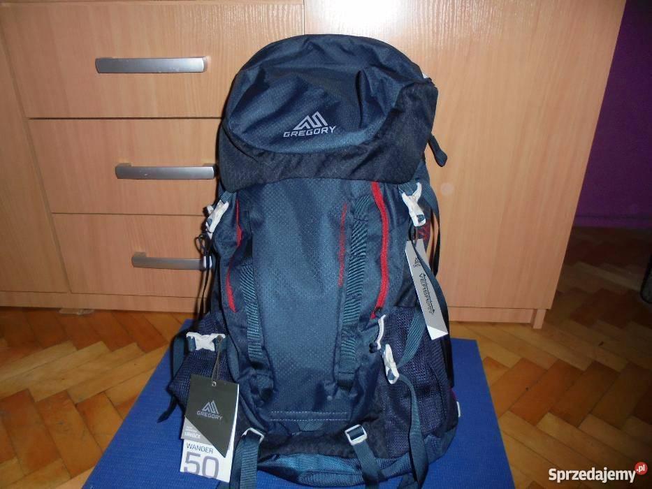 1442783d42c1 Plecak Turystyczny firmy Gregory Wander 50 S M Unisex Nowy Warszawa ...
