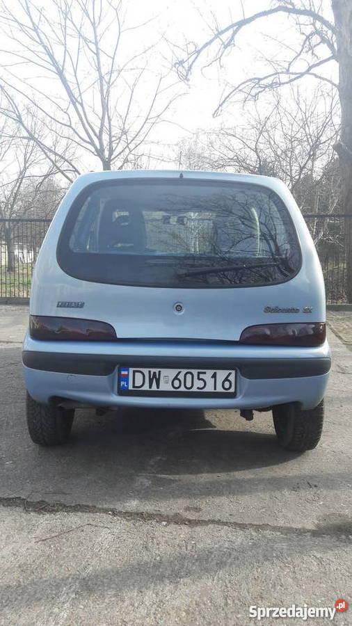 Fiat Seiceto 11 WSPOMAGANIE ELSZYBY 2001 WROCŁAW Hatchback Wrocław