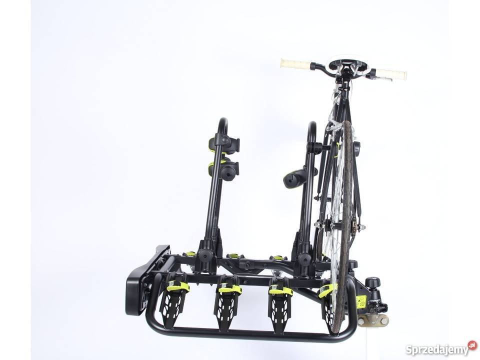 Bagażnik rowerowy platforma 4 rowery Inter Pack mazowieckie Warszawa