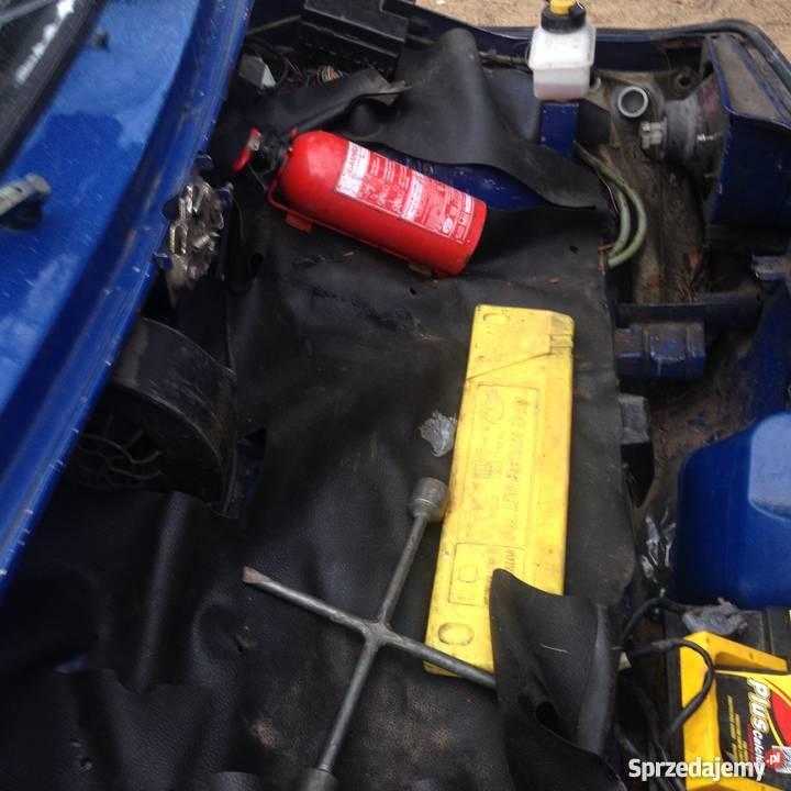 Fiat 126p benzyna