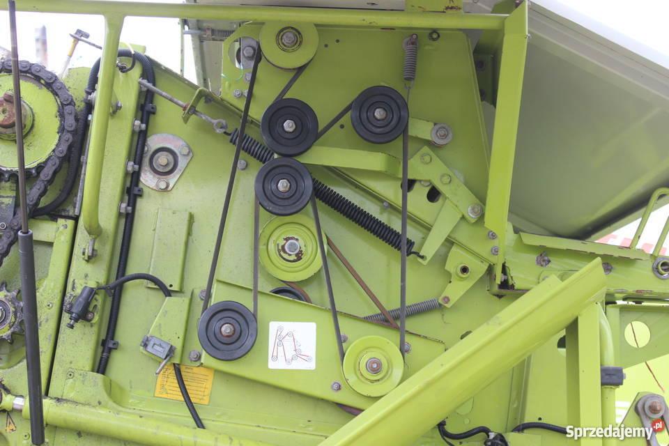 Prasa stałokomorowa Claas Rollant 250 RC Super nieuszkodzony Prasy Sokoły sprzedam