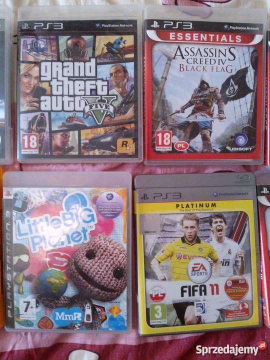 gry na PlayStation3 zachodniopomorskie Koszalin