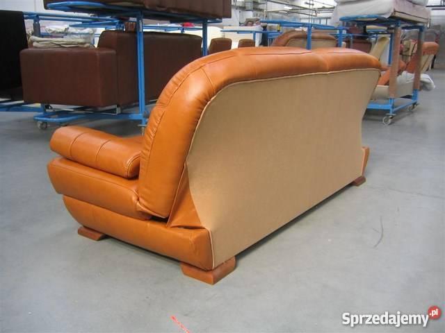 Kanapa sofa wersalka PORTO rozkładana naturalna Łóżka, wersalki i sofy Gniewkowo sprzedam