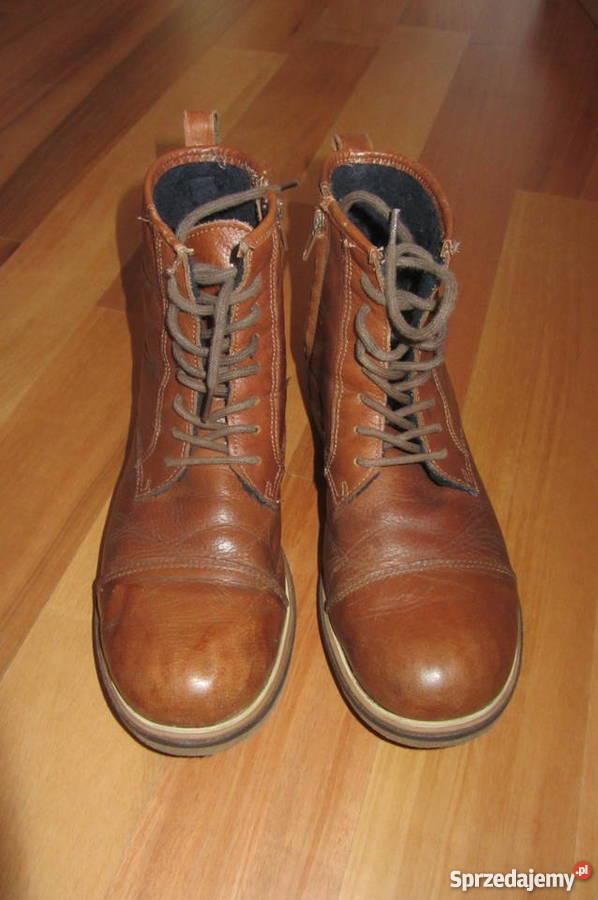 471b422338224 Zara, buty zimowe,skóra naturalna, ocieplane, ciepłe, r37 Warszawa ...