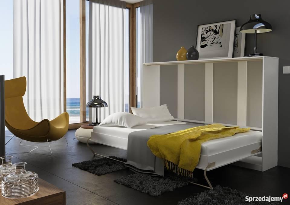 łóżko Chowane W Szafie Półkotapczan 4 Kolory Duży Wybór