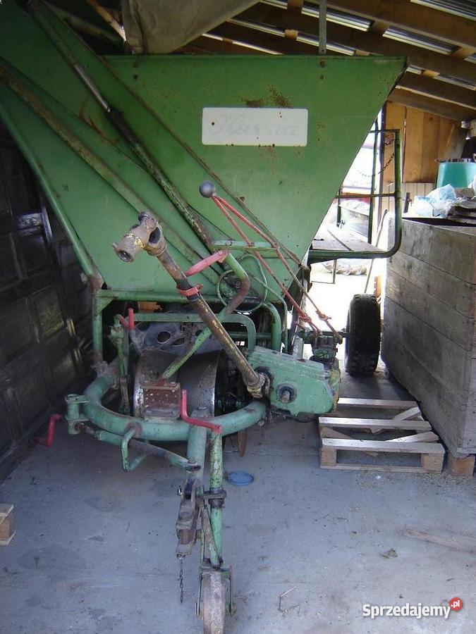 KOMBAJN ZIEMNIACZANY HASSIA Maszyny rolnicze Lubaczów