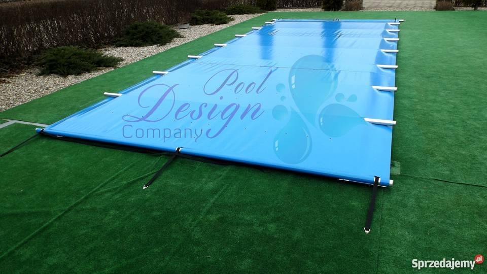 Przykrycie bezpieczne zimowe basen 620m x 300m sprzedam
