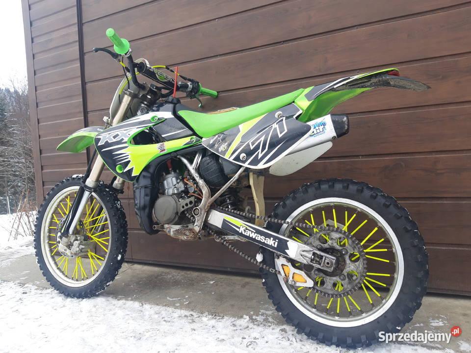 Kawasaki kx 85 2t, 2011rok. Bardzo zadbany, 15MTH okazja