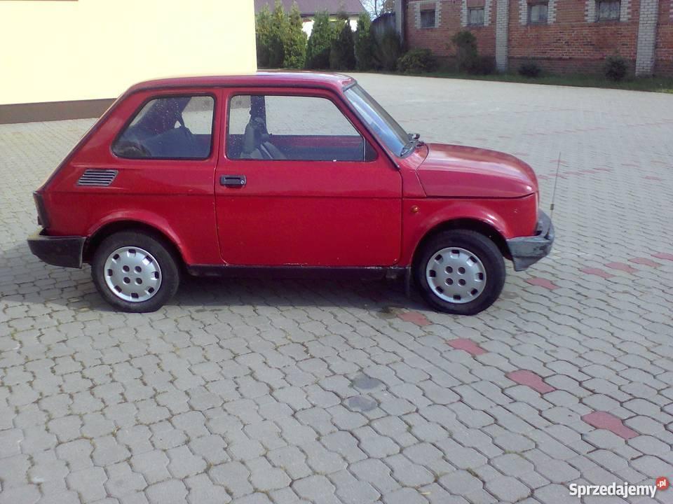 Fiat 126 98 kupiony w Polsce Międzyrzec Podlaski