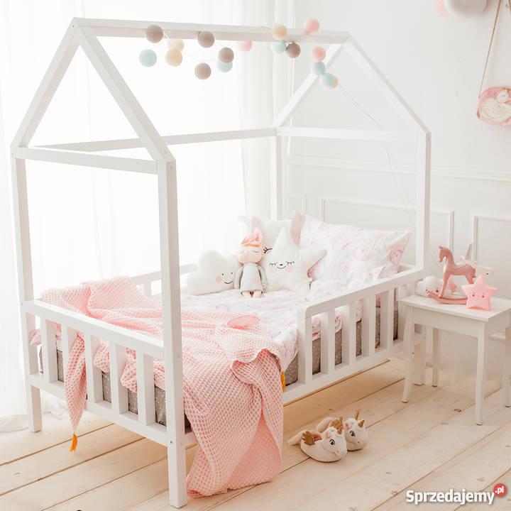 malowanie łóżeczka dziecięcego Sprzedajemy.pl