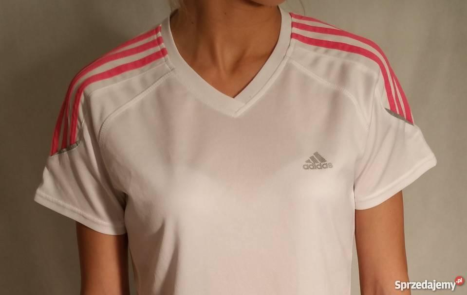 styl mody dostępny Stany Zjednoczone Sporotwa koszulka Adidas,rozm.S