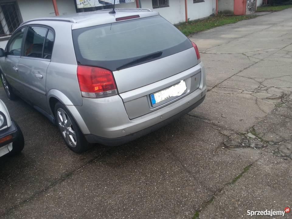 Opel Signum 22 Benzyna Lampa Tył Prawa Lub Lewa