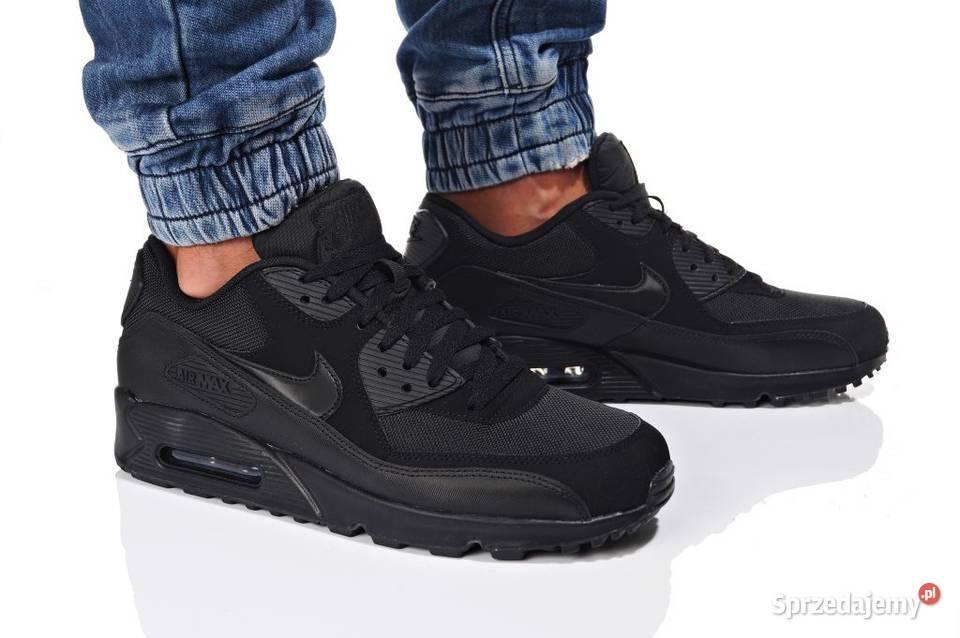 Nike Air Max 90 model 090 rozm 41,42,43,44,45, CZARNE