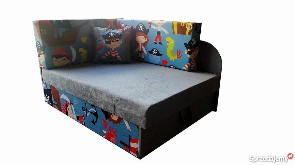 Kubuś łóżko fotel narożnik tapczan tapczanik kanapa