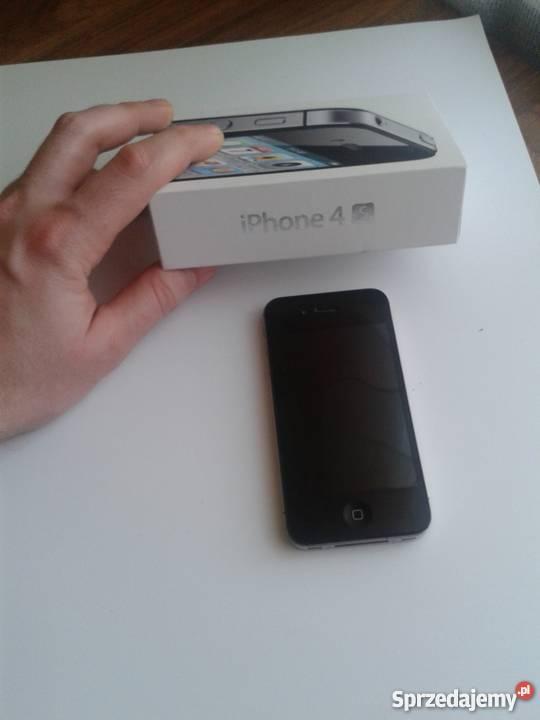 Iphone 4s Bialy Folia Idealny