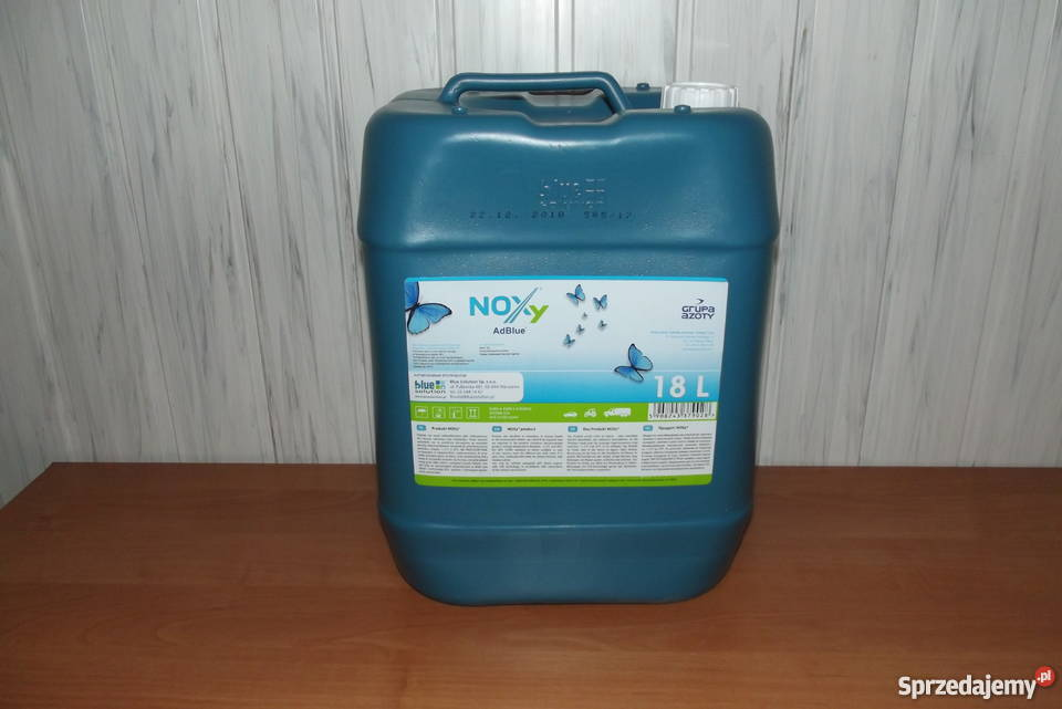 11bc690bd0e89 Ad Blue pojemnik 18 l. Grupa Azoty. Parczew - Sprzedajemy.pl