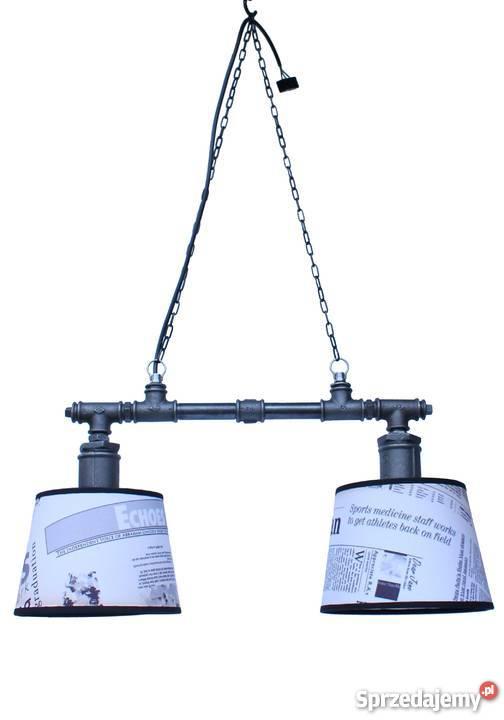Lampa Loft Style MBHA śląskie