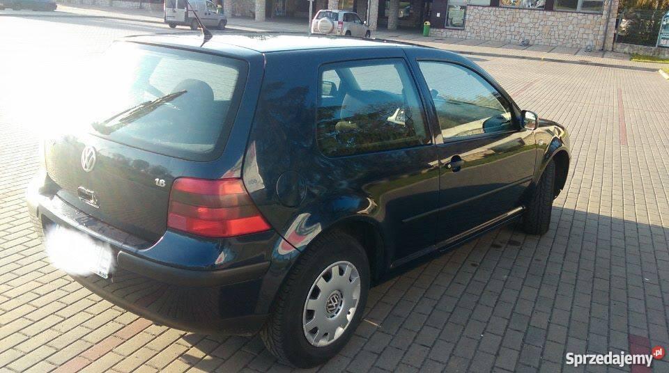 Volkswagen Golf IV4 Aktualne Opłaty Motoryzacja Zamość