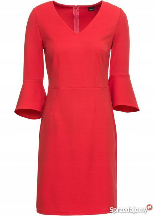 6f47f4d786 B.p.c. czerwona sukienka koktajlowa 44 46 Warszawa - Sprzedajemy.pl