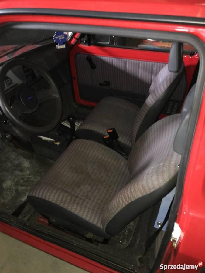 Fiat 126p 30 przebieg Lubień sprzedam