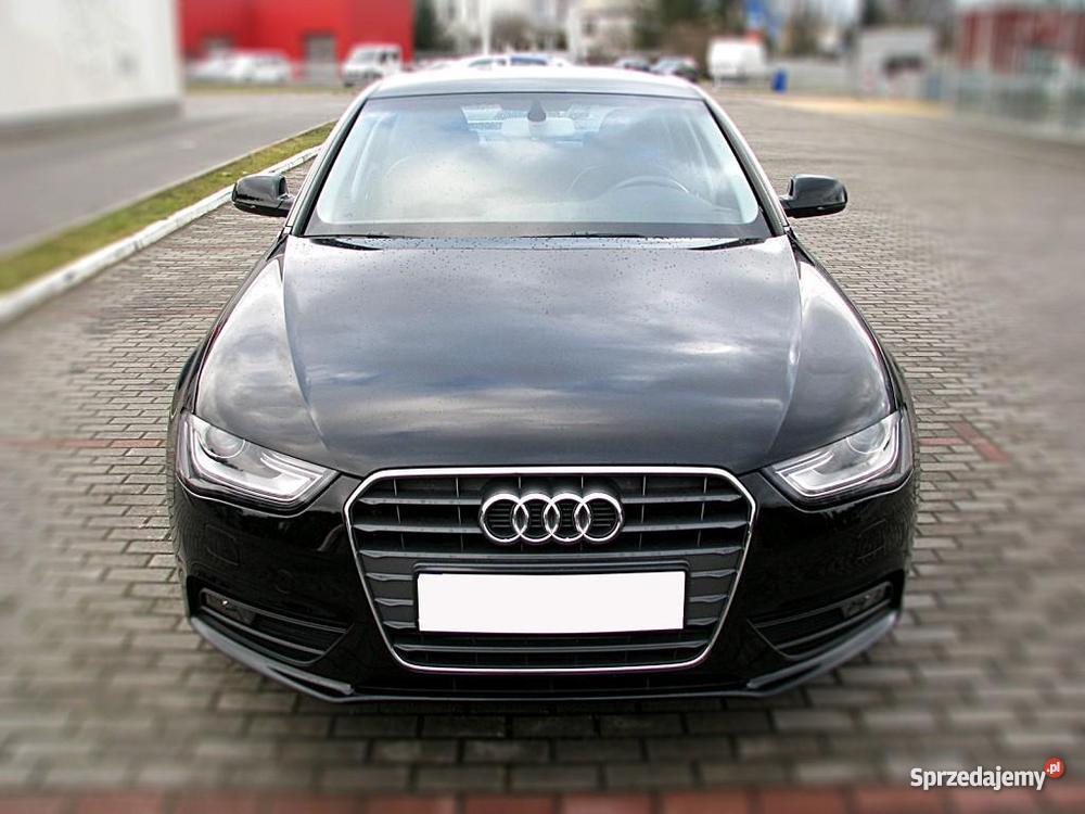 Audi A4 B8 2012 Włocławek sprzedam