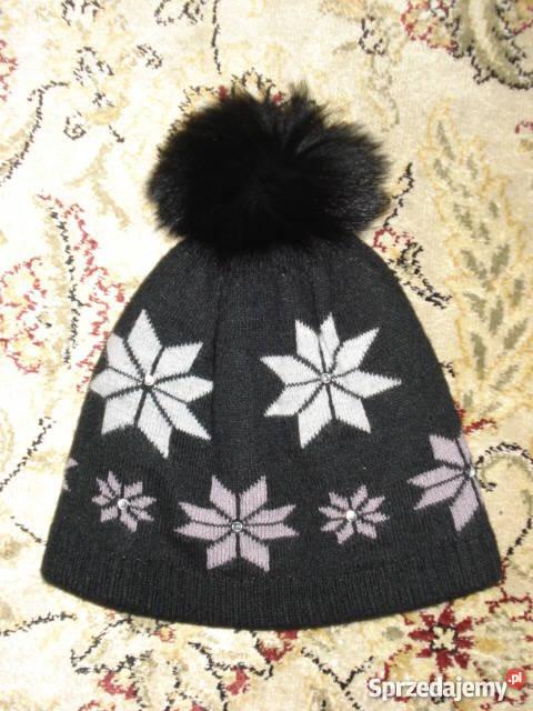 damska czapka - Sprzedajemy.pl 6dbf12dc1b