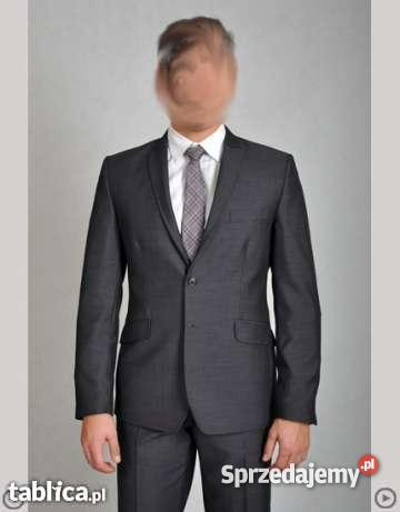 8a078286d56bf Sprzedam garnitur komplet (marynarka plus spodnie) bardzo tanio ...