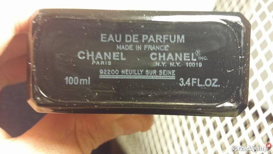 7b73ebf86fceb7 Coco chanel noir 100 ORGINAL nie tester Dla kobiet Dodatki Przemyśl