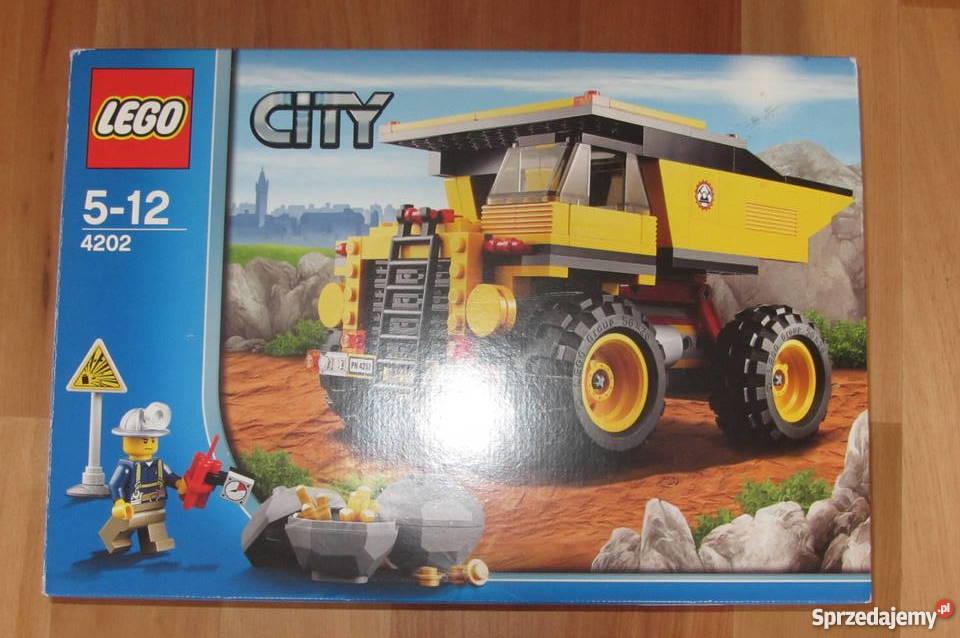 Ciężarówki Lego Sprzedajemypl