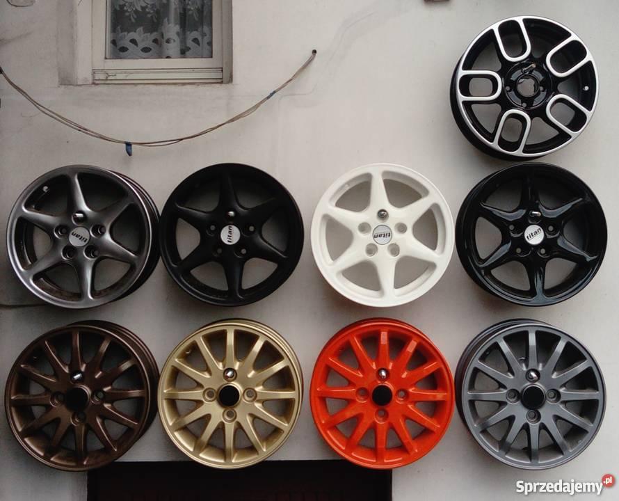 Zaawansowane kolory felg aluminiowych - Sprzedajemy.pl WP36