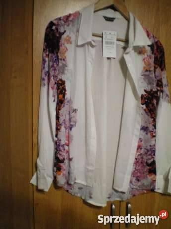 koszula damska w kwiaty Sprzedajemy.pl