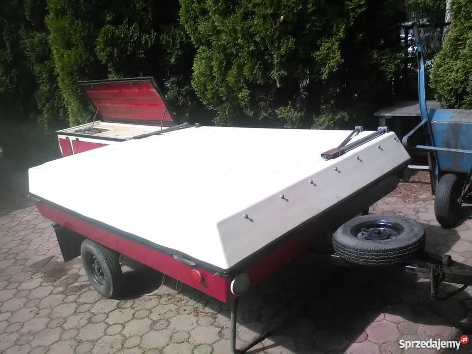 Oryginał przyczepka namiotowa - Sprzedajemy.pl LF79