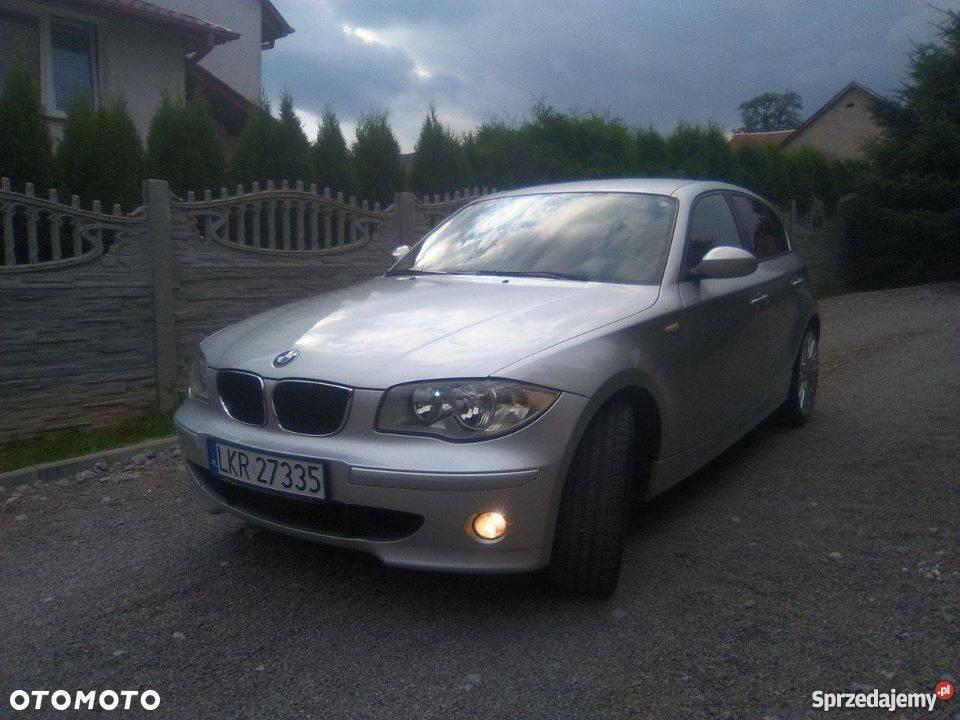BMW E87 Serii II 20 Diessel komputer pokładowy Kowalin sprzedam