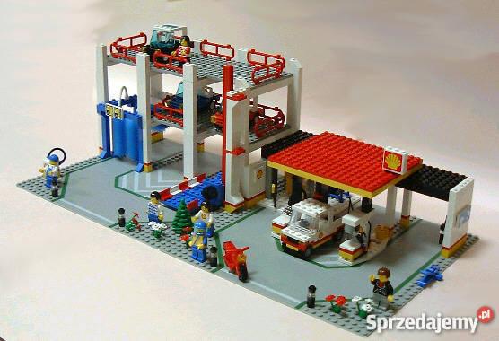 Lego 6394 Jak Nowy Pudełko Instrukcja 1988 R Unikat Vintage