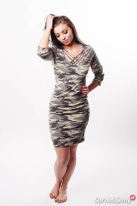 a9853f6677 sukienka moro - Sprzedajemy.pl