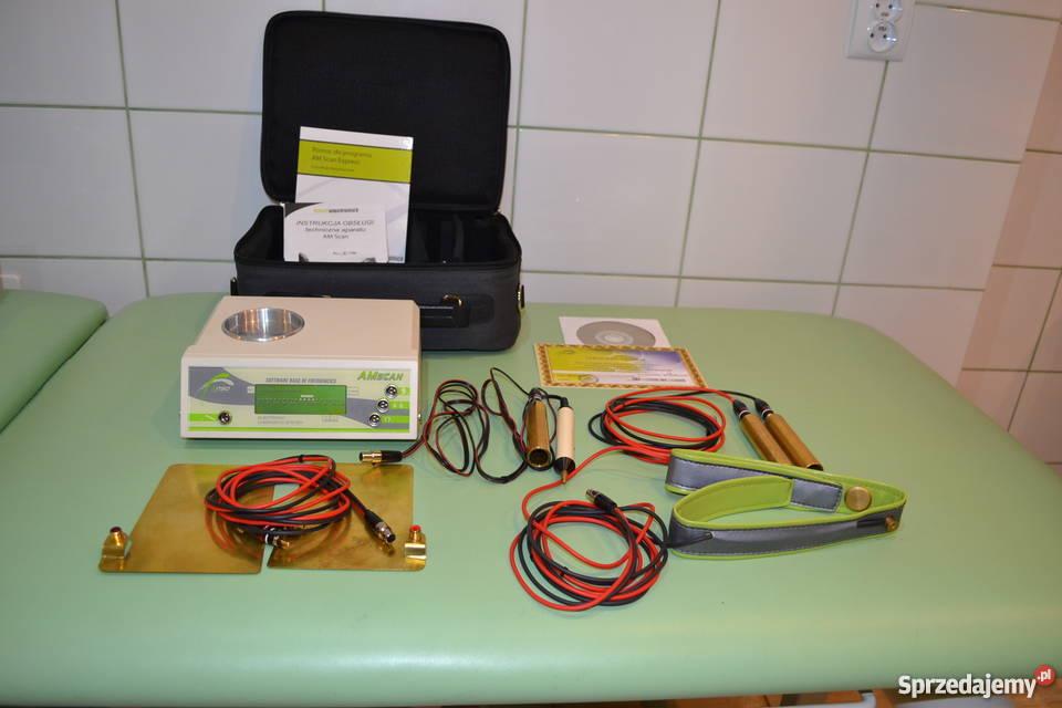 AM Scan Volla Vega test biorezonans Reprinter