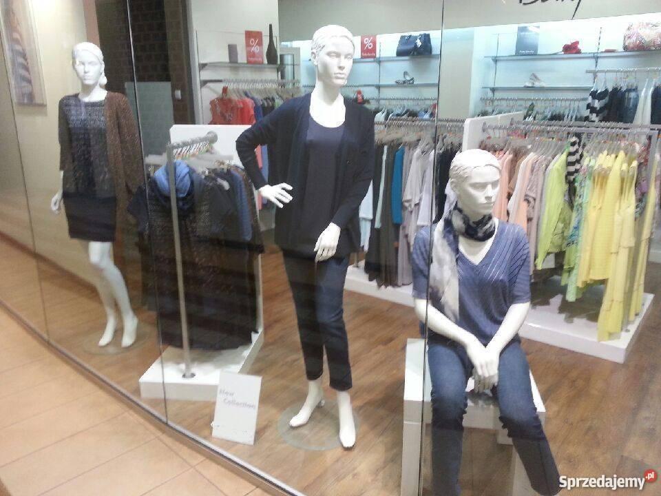 Bardzo dobra Sprzedam wyposażenie sklepu odzieżowego Włocławek - Sprzedajemy.pl YE65