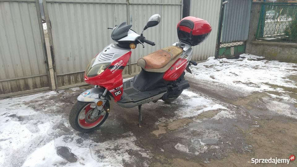 Sprzedam skuter Kingway Tarnowskie Góry