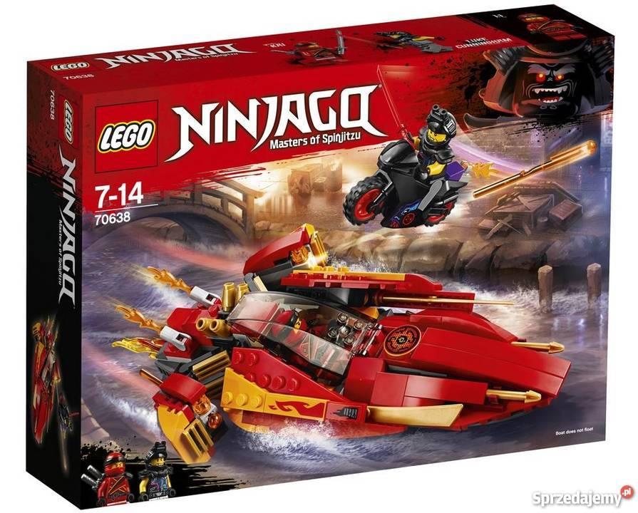 Lego Ninjago Po Polsku Sprzedajemypl