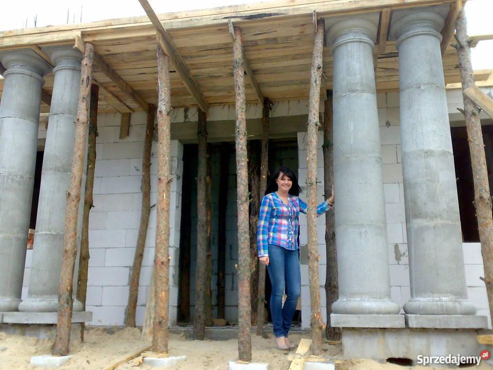 Niewiarygodnie kolumny betonowe - Sprzedajemy.pl SB98