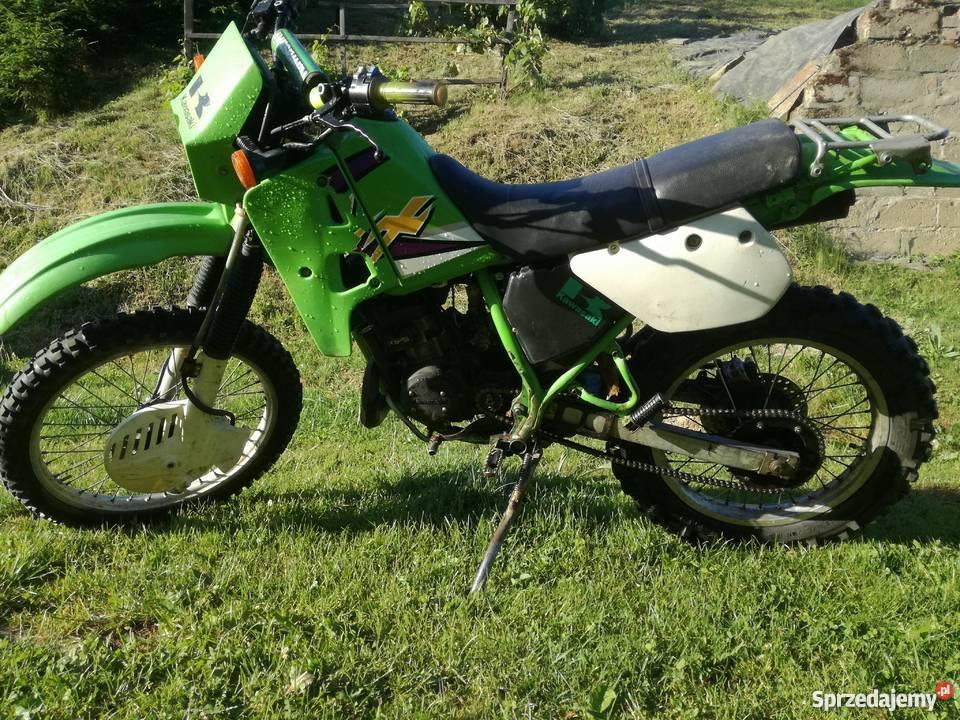 Kawasaki KMX 125 2003r. (Nie dt,kx,yz,rm,cr,wr,wre