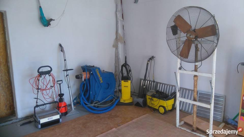 Zupełnie nowe Sprzedam maszyny do prania dywanów Boża Wola - Sprzedajemy.pl RY82